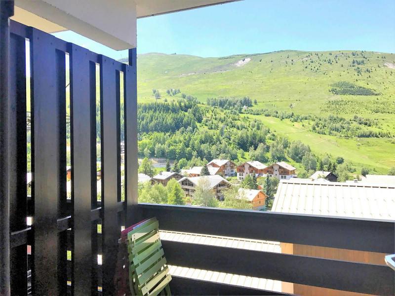 Wakacje w górach Apartament 2 pokojowy z alkową 4 osoby (145) - Résidence Arc en Ciel - Les 2 Alpes