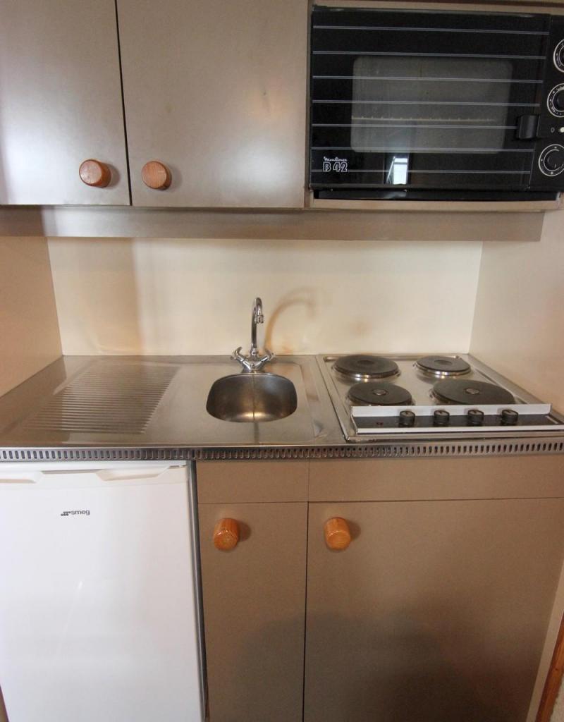 Vacances en montagne Appartement 2 pièces cabine 4 personnes (606) - Résidence Arcelle - Val Thorens