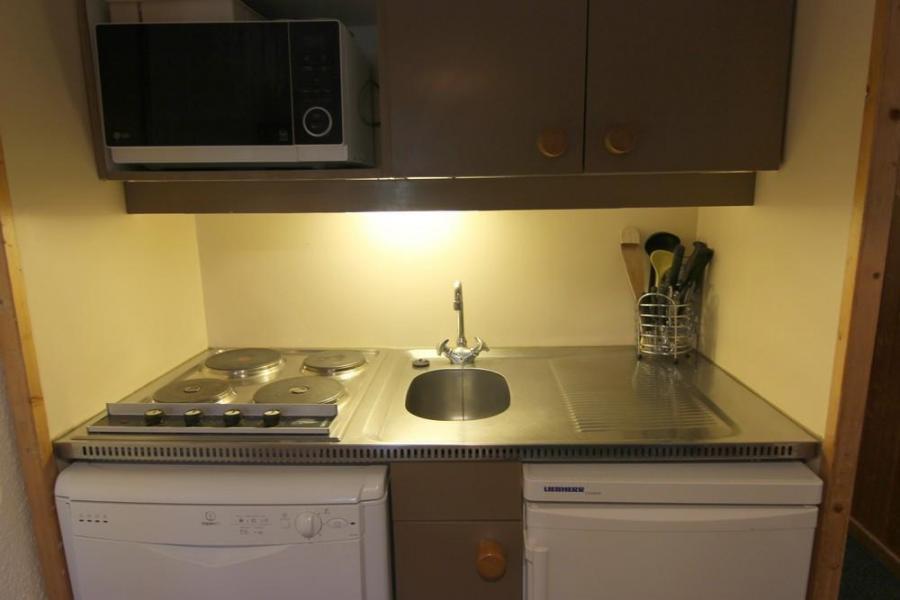 Vakantie in de bergen Appartement 2 kabine kamers 4 personen (402) - Résidence Arcelle - Val Thorens - Kamer