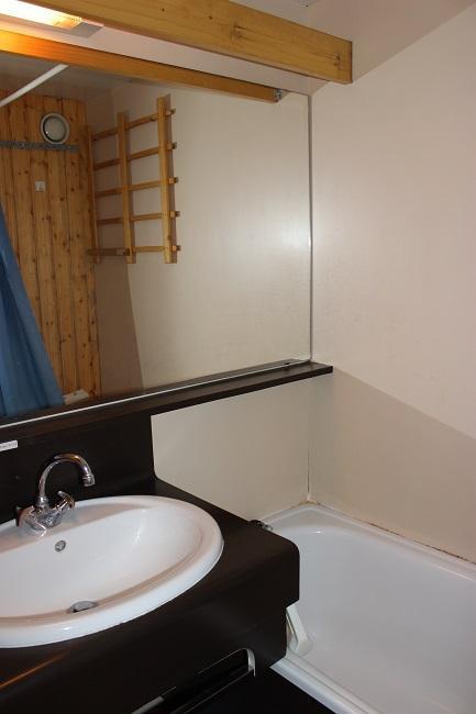 Vacances en montagne Appartement 2 pièces cabine 4 personnes (201) - Résidence Arcelle - Val Thorens - Salle de bains