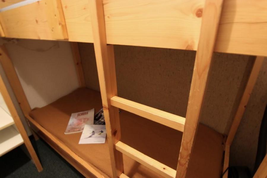 Vacances en montagne Appartement 2 pièces cabine 4 personnes (402) - Résidence Arcelle - Val Thorens - Canapé