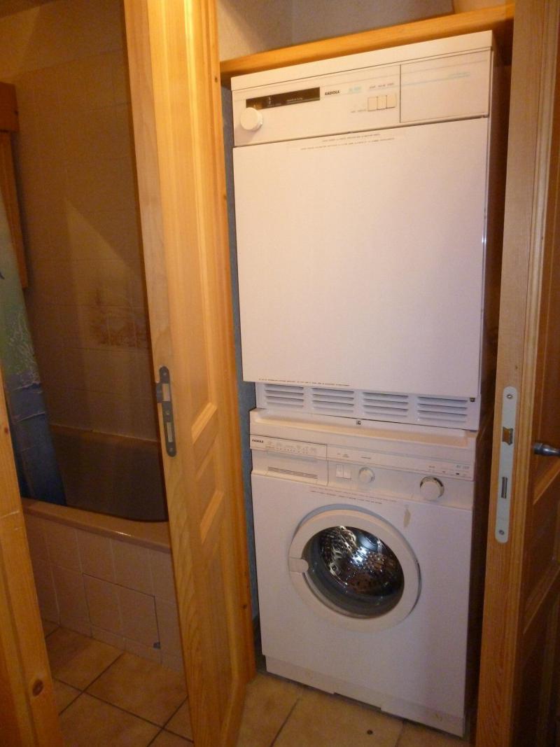 Vacances en montagne Appartement 3 pièces cabine 6 personnes (07) - Résidence Arche - Flaine