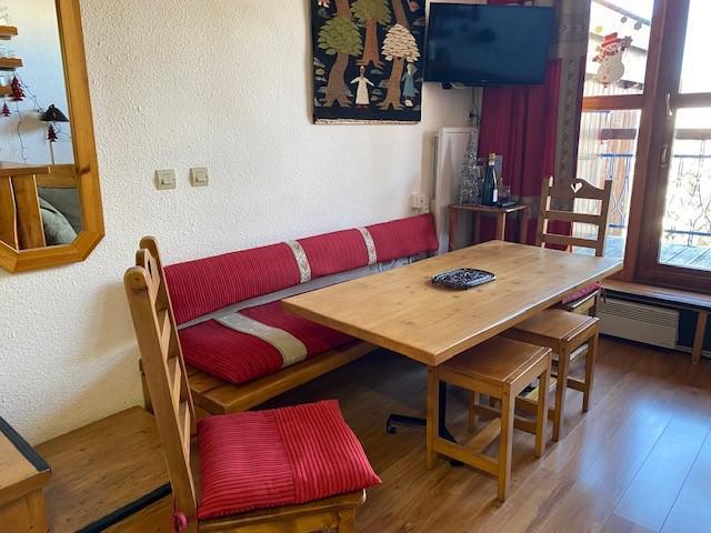 Vacances en montagne Appartement 2 pièces mezzanine 6 personnes (504) - Résidence Archeboc - Les Arcs - Logement