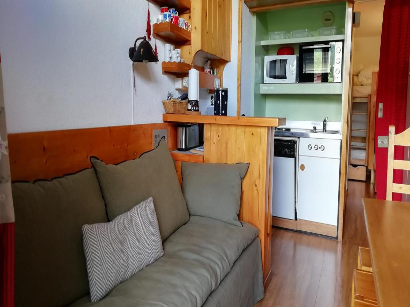 Vacances en montagne Appartement duplex 2 pièces 6 personnes (238) - Résidence Archeboc - Les Arcs - Séjour