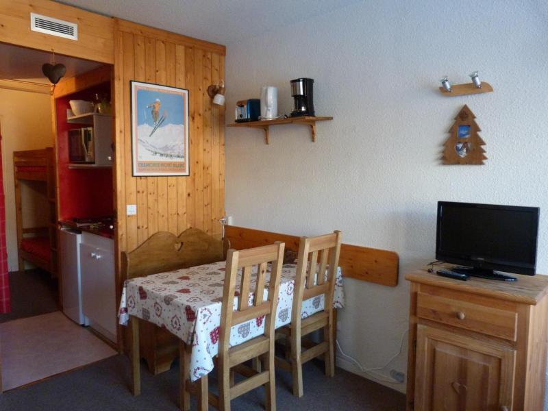 Vacances en montagne Studio 3 personnes (800) - Résidence Armoise - Les Arcs