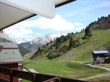 Location au ski Appartement 2 pièces 5 personnes (064) - Residence Arpasson - Méribel-Mottaret - Extérieur été