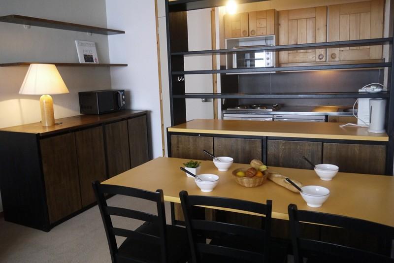 Vacances en montagne Appartement 2 pièces 5 personnes (047) - Résidence Arpasson - Méribel-Mottaret