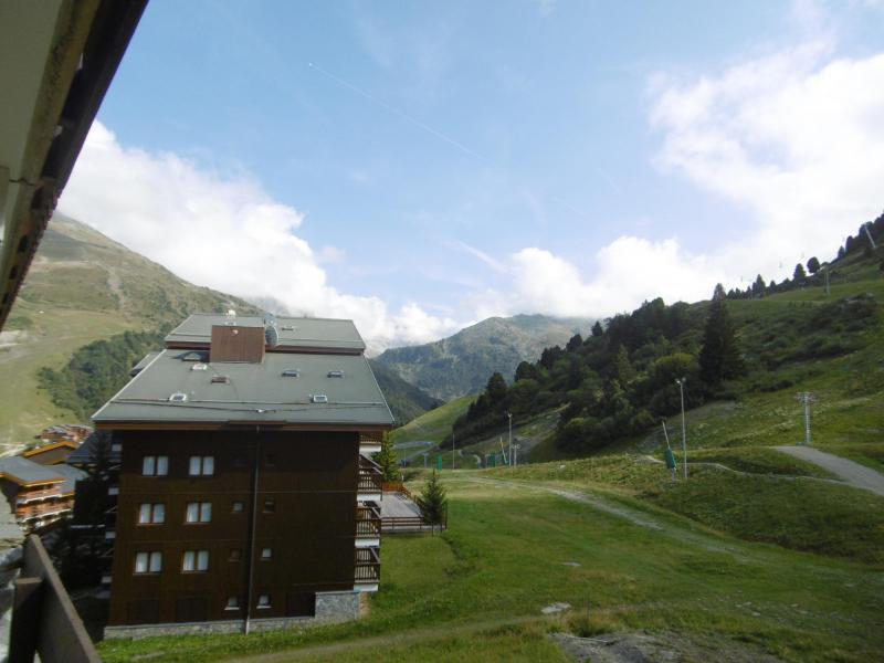 Location au ski Appartement 2 pièces 6 personnes (049) - Résidence Arpasson - Méribel-Mottaret - Extérieur été