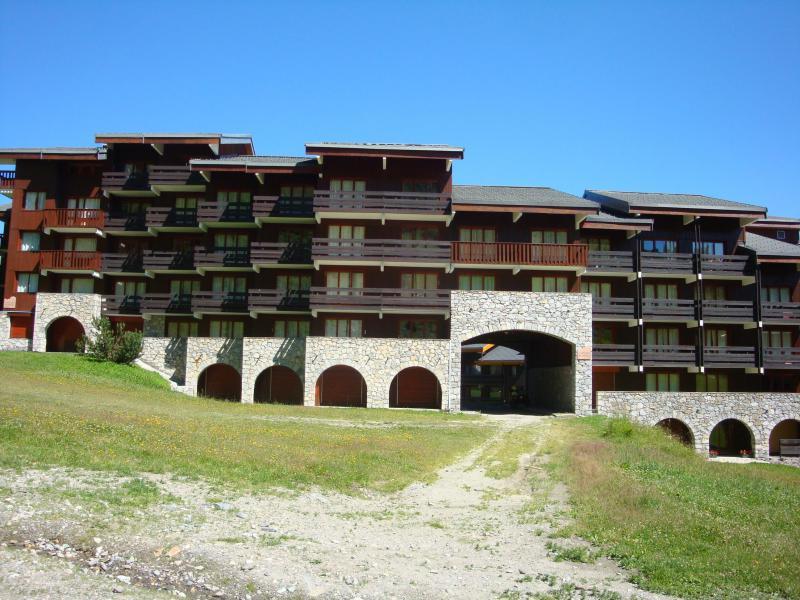 Location au ski Résidence Arpasson - Méribel-Mottaret - Extérieur été