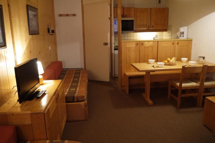 Vacaciones en montaña Apartamento 2 piezas para 5 personas (018) - Résidence Arpasson - Méribel-Mottaret