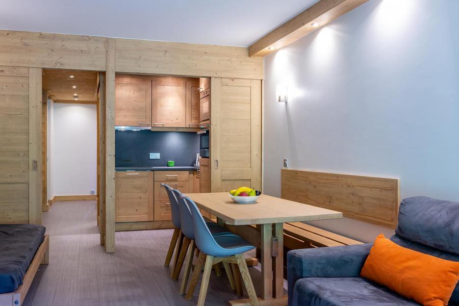 Vacaciones en montaña Apartamento 3 piezas para 7 personas (022) - Résidence Arpasson - Méribel-Mottaret