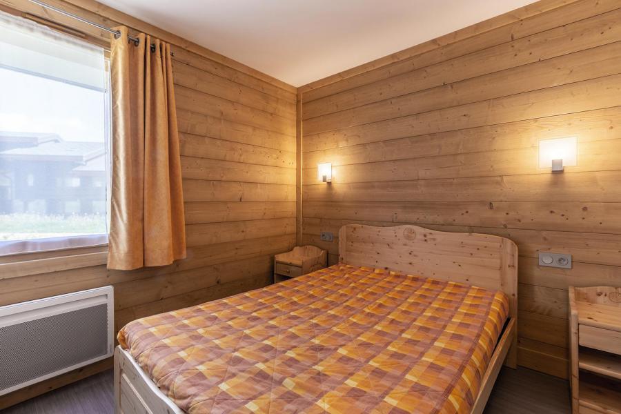 Vacaciones en montaña Apartamento 3 piezas para 7 personas (022) - Résidence Arpasson - Méribel-Mottaret - Cama doble