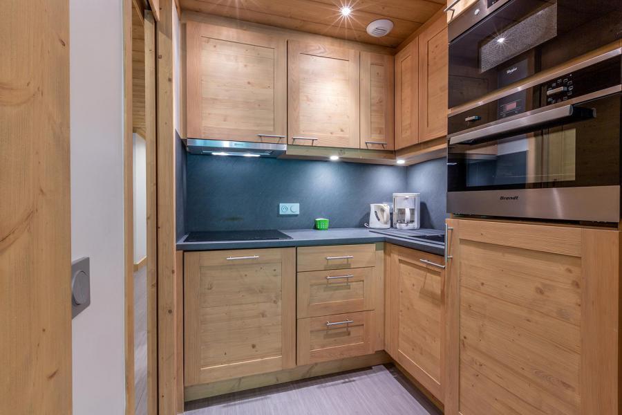 Vacaciones en montaña Apartamento 3 piezas para 7 personas (022) - Résidence Arpasson - Méribel-Mottaret - Kitchenette