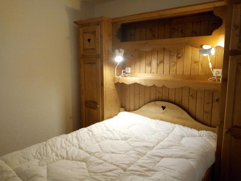 Vacaciones en montaña Apartamento 3 piezas para 8 personas (073) - Résidence Arpasson - Méribel-Mottaret - Cama doble