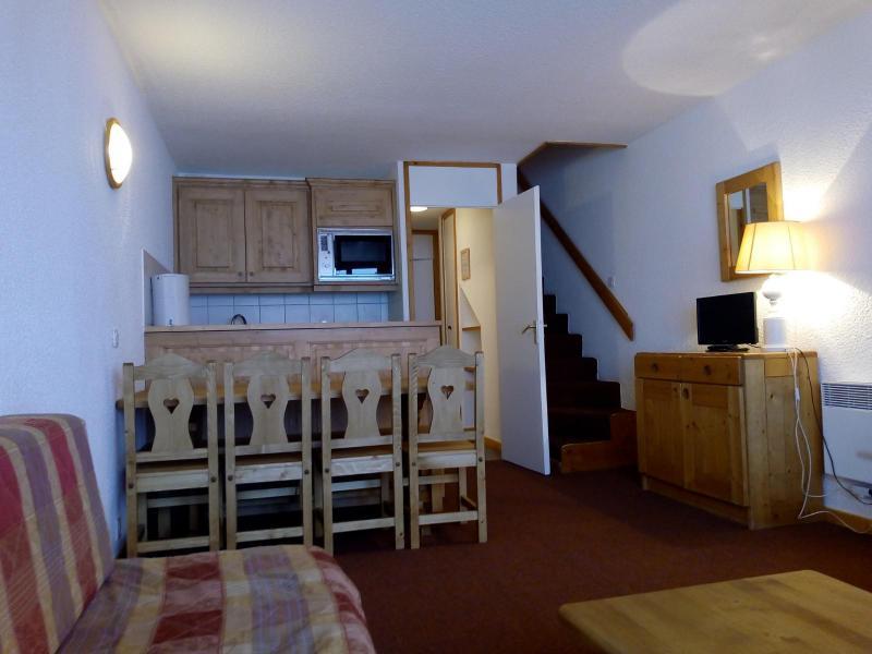 Vacaciones en montaña Apartamento 3 piezas para 8 personas (073) - Résidence Arpasson - Méribel-Mottaret - Kitchenette