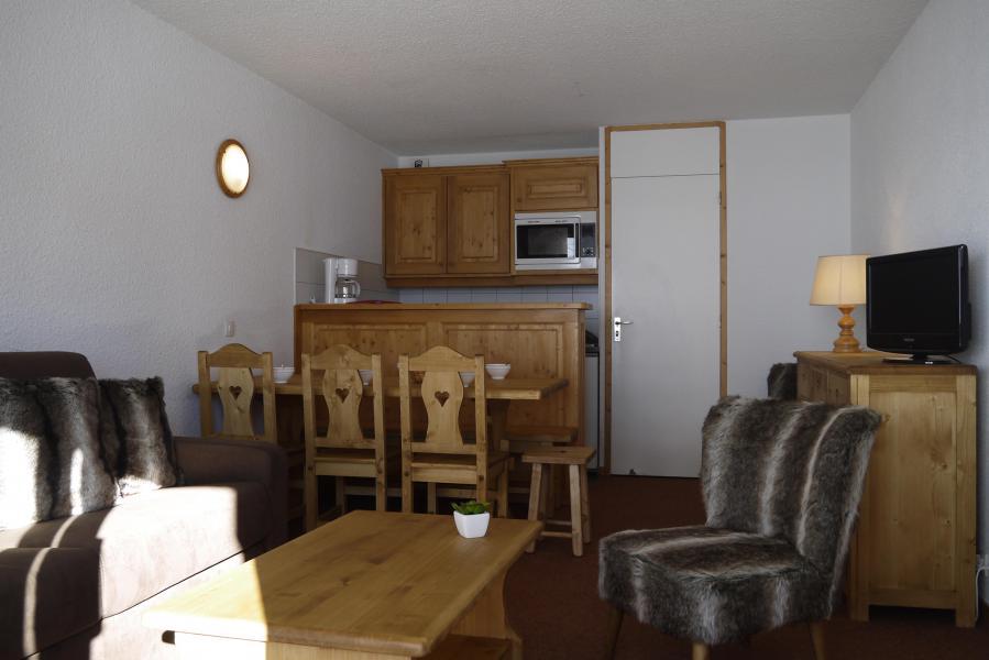 Vacances en montagne Appartement 2 pièces 5 personnes (064) - Résidence Arpasson - Méribel-Mottaret - Séjour