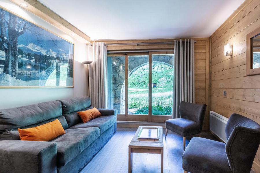 Vacances en montagne Appartement 3 pièces 7 personnes (022) - Résidence Arpasson - Méribel-Mottaret - Séjour