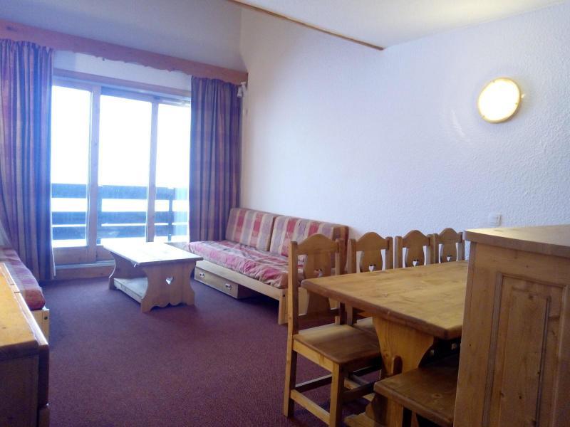 Vacances en montagne Appartement 3 pièces 8 personnes (073) - Résidence Arpasson - Méribel-Mottaret - Séjour