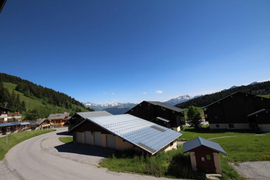 Vacaciones en montaña Estudio mezzanine para 5 personas (011) - Résidence Arvire - Les Saisies - Verano