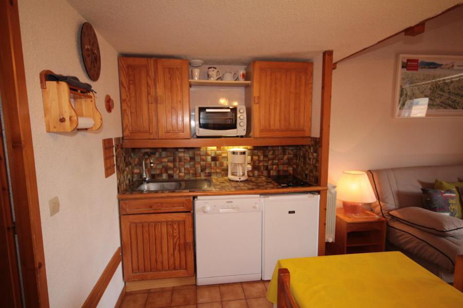 Vacaciones en montaña Estudio mezzanine para 5 personas (011) - Résidence Arvire - Les Saisies