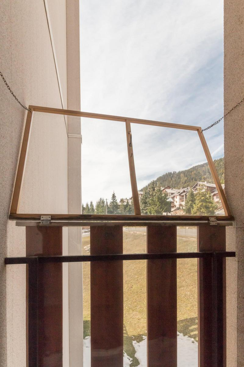 Vacances en montagne Studio 2 personnes (CAVU14) - Résidence Arzerier - Montgenèvre