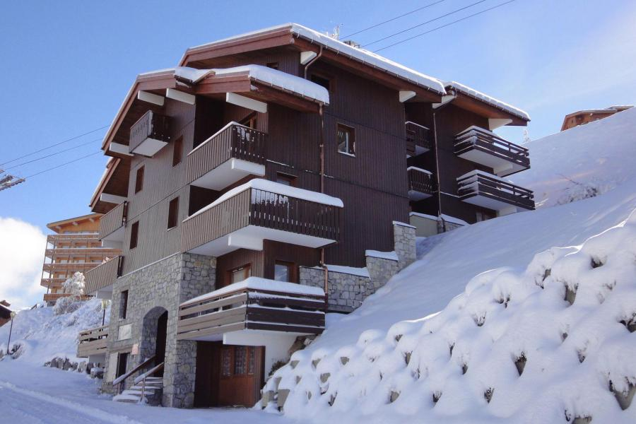Vacances en montagne Résidence Asphodèles - Méribel-Mottaret
