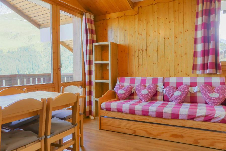 Vacances en montagne Appartement duplex 3 pièces 7 personnes (007) - Résidence Asphodèles - Méribel-Mottaret