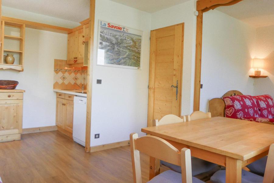 Vacances en montagne Appartement duplex 3 pièces 7 personnes (007) - Résidence Asphodèles - Méribel-Mottaret - Logement