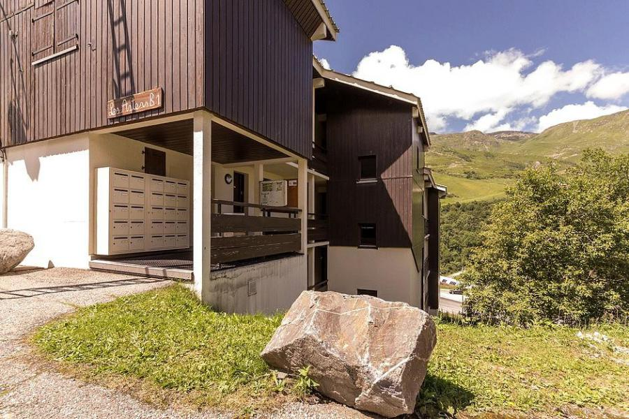 Holiday in mountain resort Studio cabin 4 people (48) - Résidence Aster B1 - Les Menuires