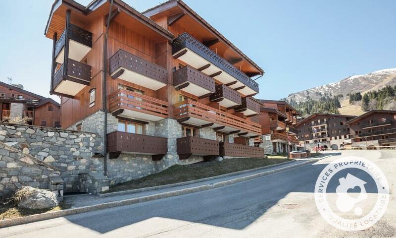 Vacances en montagne Résidence Athamante et Valériane - Maeva Home - Valmorel - Extérieur été