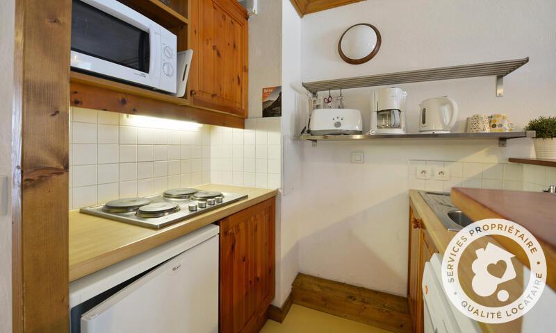 Vacances en montagne Appartement 3 pièces 6 personnes (Sélection 40m²-1) - Résidence Athamante et Valériane - Maeva Home - Valmorel - Extérieur été