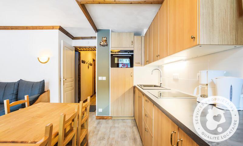 Vacances en montagne Appartement 3 pièces 6 personnes (Sélection ) - Résidence Athamante et Valériane - Maeva Home - Valmorel - Extérieur été