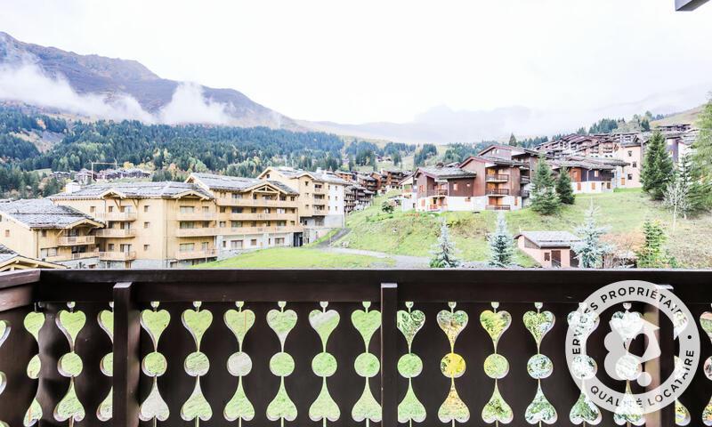 Vacances en montagne Appartement 3 pièces 6 personnes (Sélection -4) - Résidence Athamante et Valériane - Maeva Home - Valmorel - Extérieur été