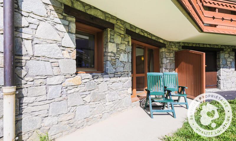 Vacances en montagne Appartement 2 pièces 6 personnes (Sélection 39m²) - Résidence Athamante et Valériane - Maeva Home - Valmorel - Extérieur été