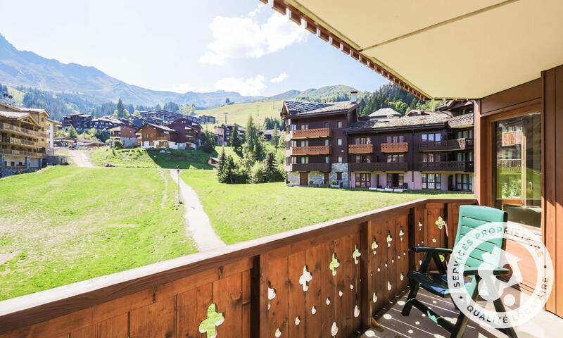 Vacances en montagne Appartement 3 pièces 7 personnes (Sélection 46m²-2) - Résidence Athamante et Valériane - Maeva Home - Valmorel - Extérieur été