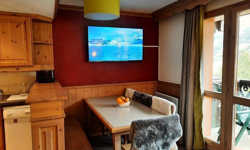 Vacances en montagne Appartement 2 pièces 6 personnes (Sélection 39m²-2) - Résidence Athamante et Valériane - Maeva Home - Valmorel - Extérieur été