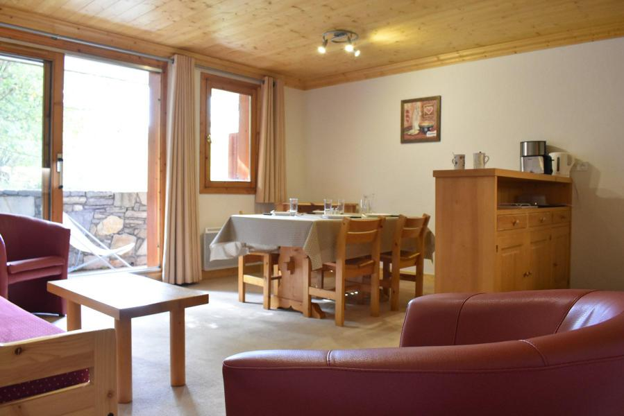 Holiday in mountain resort 2 room apartment 4 people (14) - Résidence Aubépine - Méribel - Accommodation