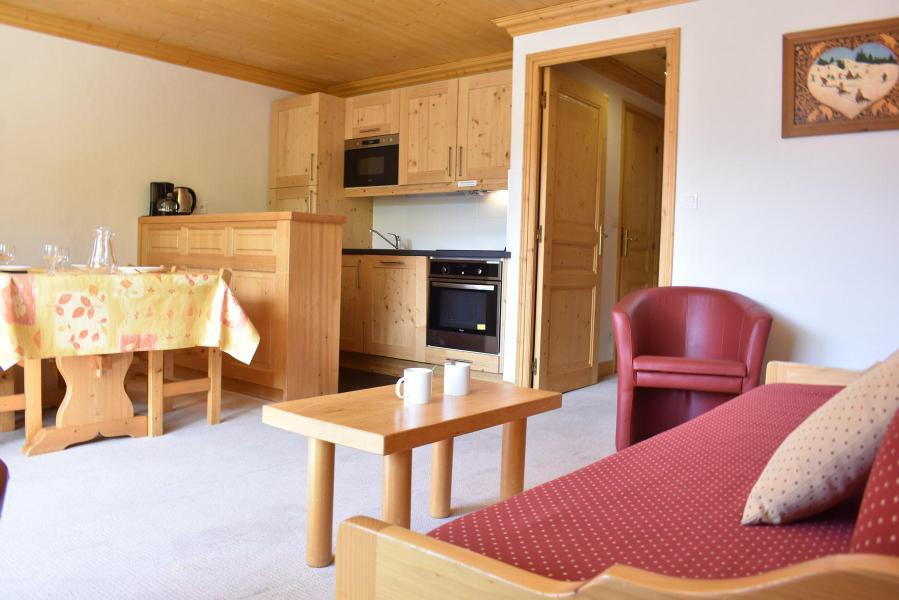 Vacances en montagne Appartement 3 pièces 6 personnes (3) - Résidence Aubépine - Méribel
