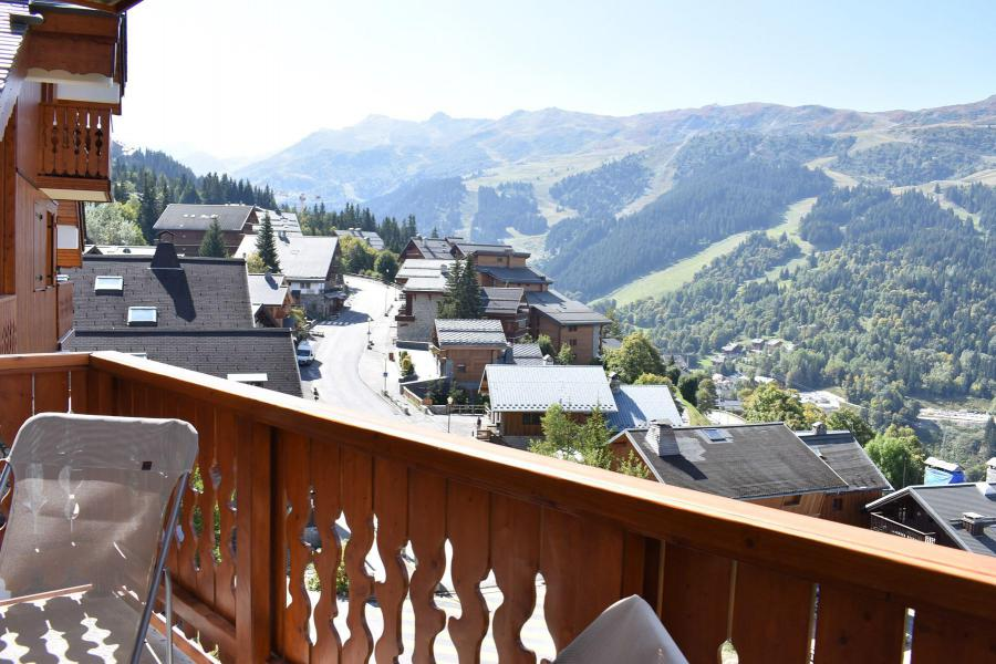 Holiday in mountain resort 3 room apartment 6 people (5) - Résidence Aubépine - Méribel