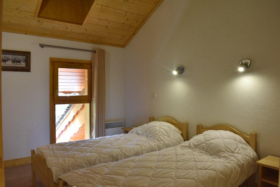 Holiday in mountain resort 4 room duplex apartment 8 people (9) - Résidence Aubépine - Méribel