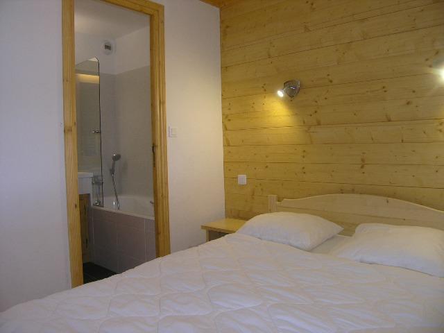 Vacances en montagne Appartement duplex 5 pièces 10 personnes (16) - Résidence Aubépine - Méribel - Chambre