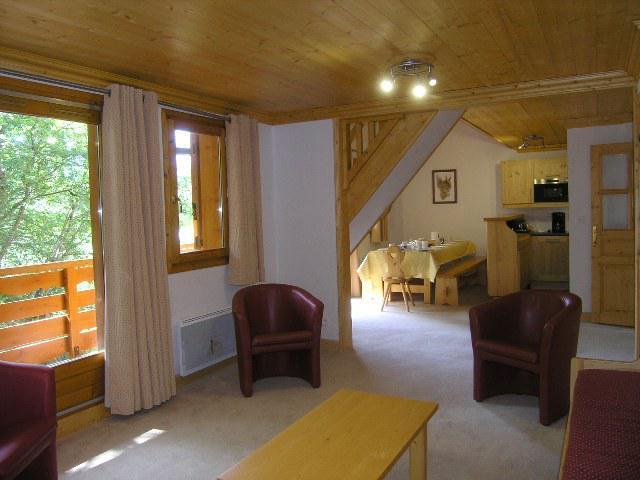 Vacances en montagne Appartement duplex 5 pièces 10 personnes (16) - Résidence Aubépine - Méribel - Fauteuil