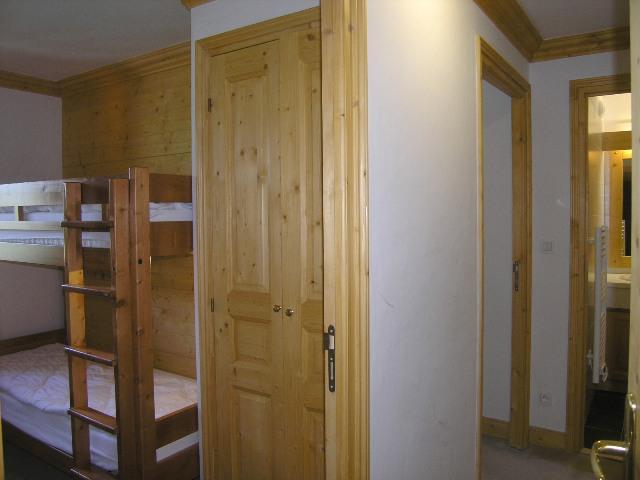 Vacances en montagne Appartement duplex 5 pièces 10 personnes (16) - Résidence Aubépine - Méribel - Lits superposés