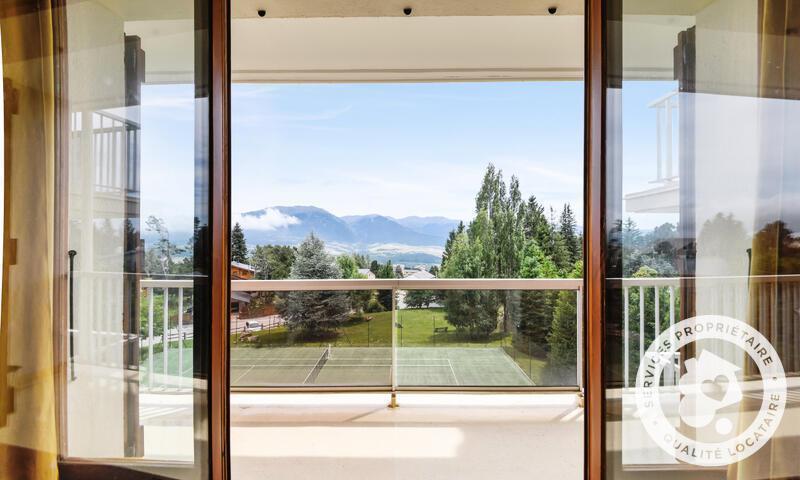 Аренда на лыжном курорте Апартаменты 2 комнат 6 чел. (Confort 56m²-2) - Résidence avec superbe vue - Maeva Home - Font Romeu - летом под открытым небом