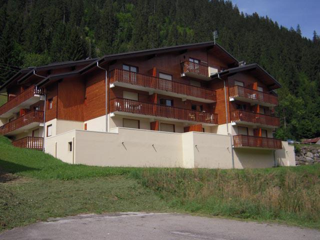 Vakantie in de bergen Résidence Azalée - Châtel