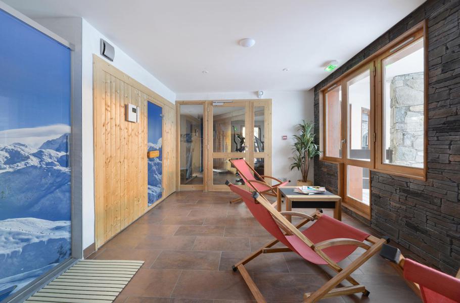 Holiday in mountain resort Résidence Backgammon - Montchavin La Plagne
