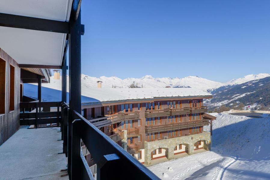 Holiday in mountain resort 3 room apartment 6 people (424) - Résidence Backgammon - Montchavin La Plagne