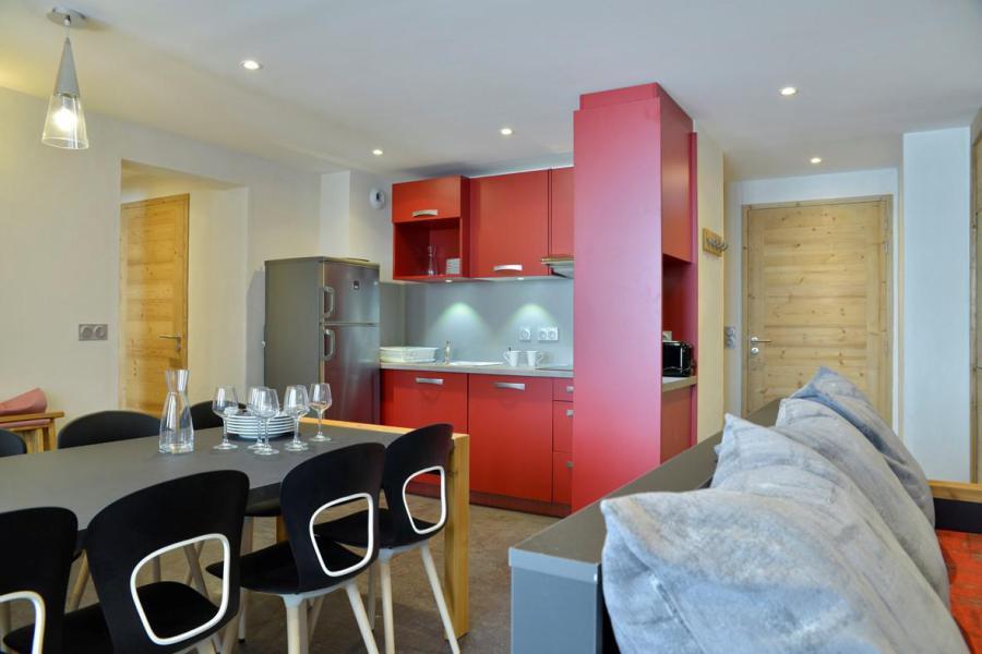Holiday in mountain resort 4 room apartment 8 people (523) - Résidence Backgammon - Montchavin La Plagne