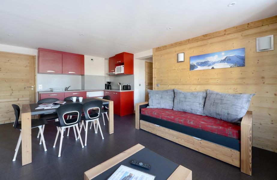 Holiday in mountain resort 3 room apartment 7 people (216) - Résidence Backgammon - Montchavin La Plagne