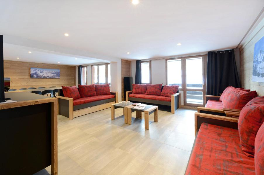 Holiday in mountain resort 7 room apartment 16 people (408) - Résidence Backgammon - Montchavin La Plagne